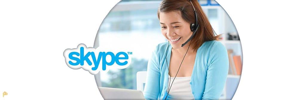 آموزش مصاحبه اسکایپ